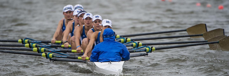 2019 NCAA Divisions I, II & III Rowing Championships