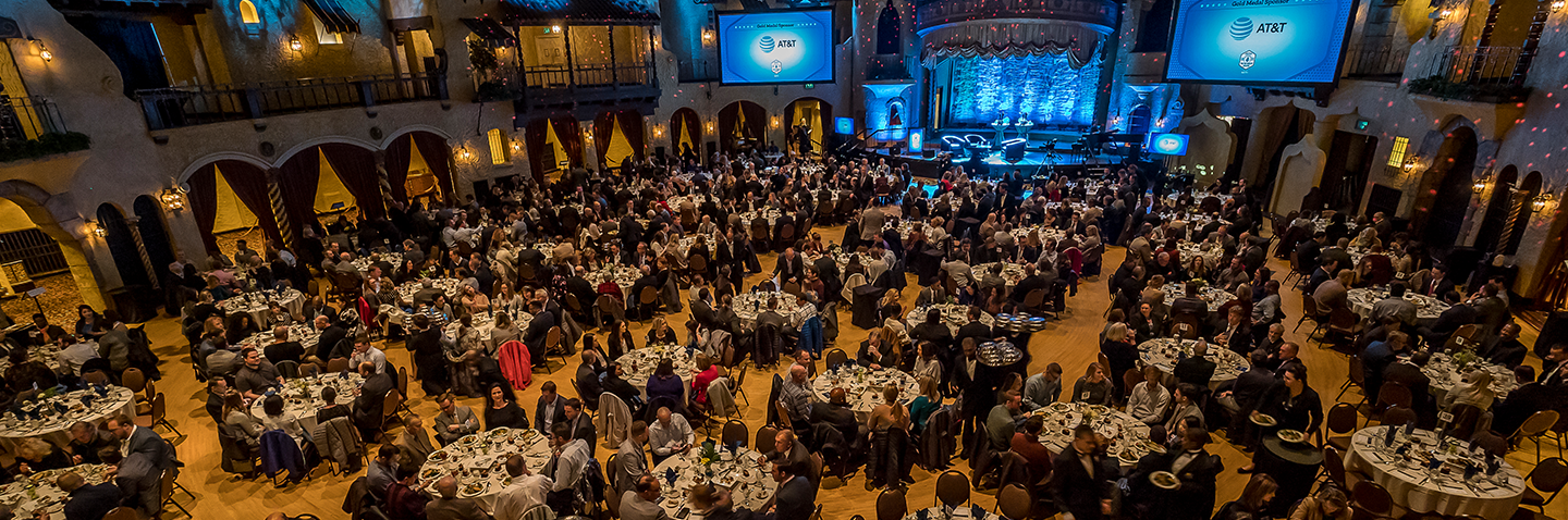 2019 Indiana Sports Corp Pathfinder Award Luncheon Presented by OneAmerica