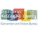 Sponsor: Kosciusko Co  Convention Visitors Bureau Website Logo