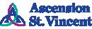 Sponsor: St  Vincent Logo