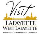 Sponsor: Visit Lafayette Website Logo